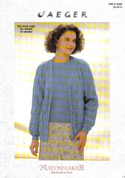 2c2b2099c vintage womens knitting patterns 4